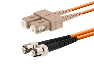 Multimode 62.5/125 Duplex Patch Cord
