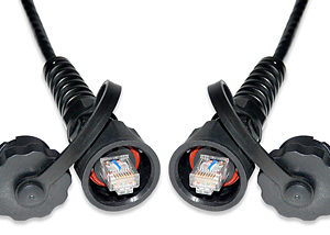 Industrial Patch Cords