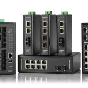 Industrial Switches and Media Converters