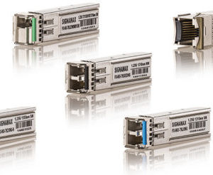 SFP Fiber Modules