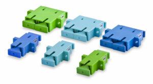 Fiber Optic Adapters & Adapter Plates
