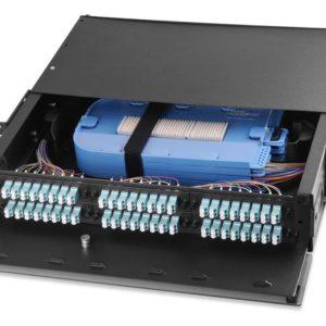 Rack-Mount Optical Fiber Enclosures